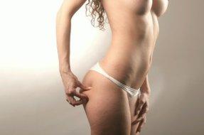 Cellulite Massage, Cremes und Behandlungen
