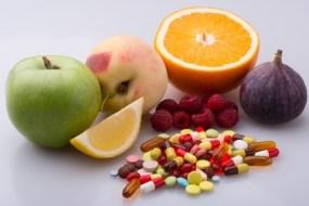 Überschüssiges Vitamin A, B, D und E