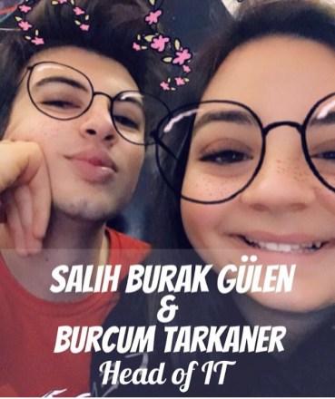 Salih Burak Gülen - Burcum Tarkaner AlphaMUN
