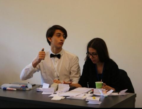 Türkçe Konferanslardaki Kavram Karmaşası Dilay YILDIZ