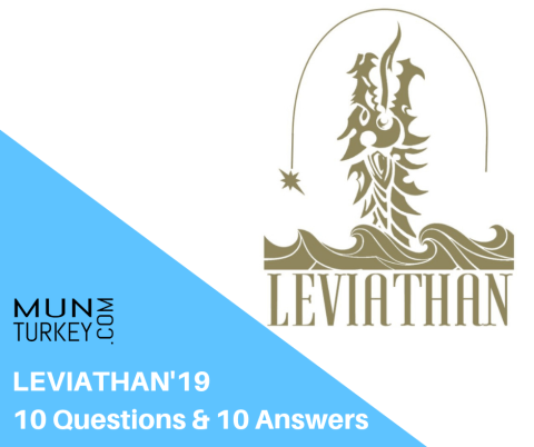 LEVIATHAN'19 – 10 Questions & 10 Answers