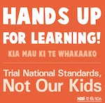 Hands Up For Learning