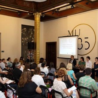 Publika u prigodi predstavljanja projekta
