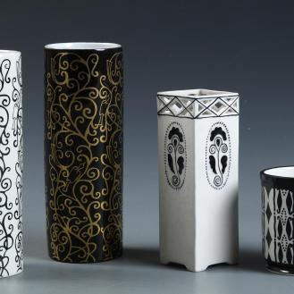 Replike secesijskih vaza