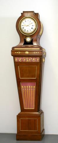 PODNI SAT s glazbenim mehanizmom Dresden, 1794., urar: Johann Gottfried Kaufmann MUO 15063