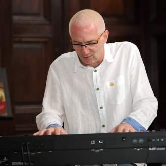 Klavijaturist Gojko Tomljanović
