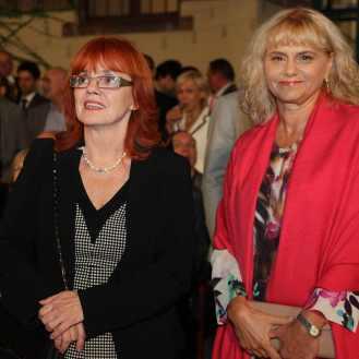Vesna Kusin, zamjenica gradonačelnika Grada Zagreba, i Vesna Ledić, voditeljica projekata MUO