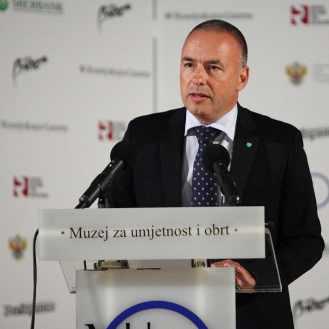 "Mario Henjak, član Uprave ""Sberbank d.d."" Hrvatska"