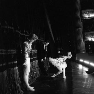 Rudolf Nureyev i Merle Park, Fotograf: Erio Piccagliani, 1968. Fondazione Teatro alla Scala