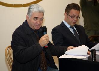 Sreten Krstić i Krunoslav Marić