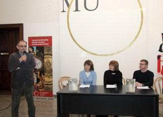 Milan Pelc, Irena Kraševac, Sanja Cvetnić i Marko Špikić