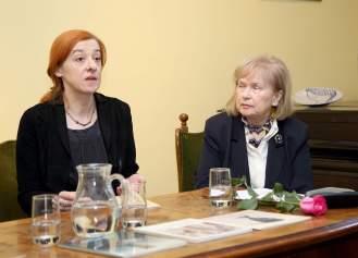Marina Bagarić i Dora Pezić Mijatović