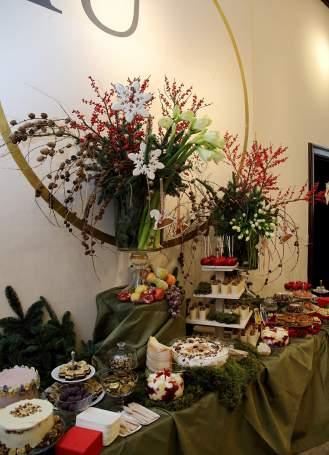 Slatki stol, raznovrsne deserte Monike Kos /Kulinarijat