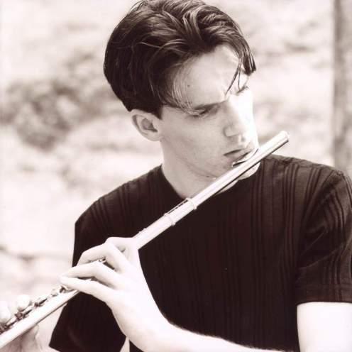 Flautist Mario Caroli