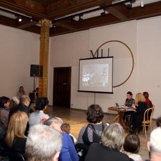 Publika prigodom razgovora (snimio: Vedran Benović)