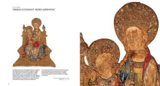 Vezivo iz kataloga zbirke Le trésor brodé de la cathédrale du Puy en Velay : Chefs-d'œuvre de la collection Cougard-Fruman.