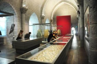 Katedrala Notre-Dame u Puy-en-Velay-u, postav zbirke Fruman