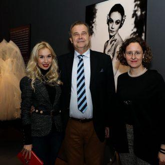 Adriana Prlić, Miroslav Gašprović i Nina Obuljen Koržinek