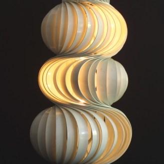 21. Valenti, Model Medusa, Dizajner Olaf Von Bohr, 1968. dim.65(v)x35 cm (Medium)