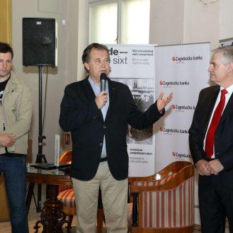 Nikola Radeljković, Miroslav Gašparović, Miljenko Živaljić