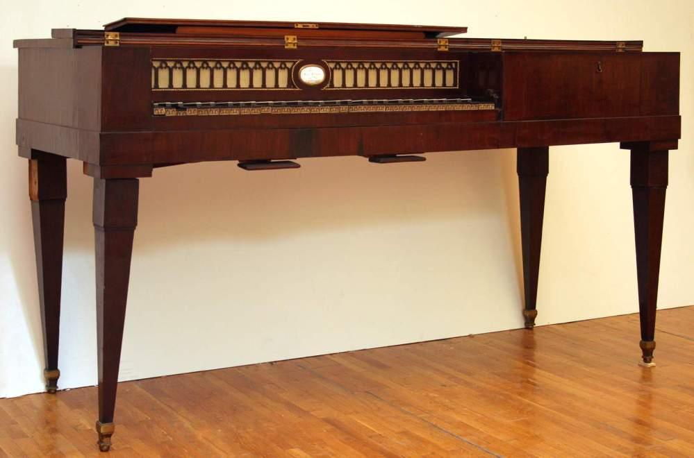 Stolni klavir / MUO 11564 / kraj 18. stoljeća
