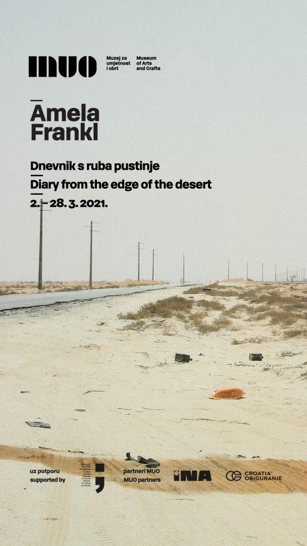 Muzej za umjetnost i obrt najavljuje izložbu fotografija zagrebačke umjetnice Amele Frankl