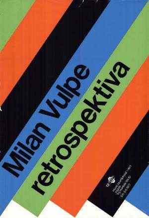 Izložba 'Milan Vulpe – Dekodiranje' u Muzeju za umjetnost i obrt