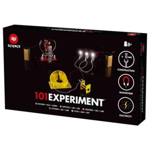 Alga 101 Experiment