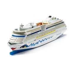 Siku laiva Aida 1:400 risteilyalus