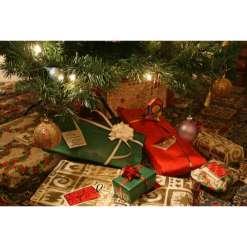 Joululahjapaketointi