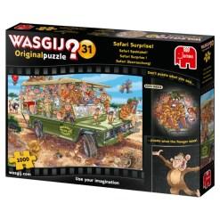 Palapeli 1000 palaa Wasgij 31 Safari Surprise