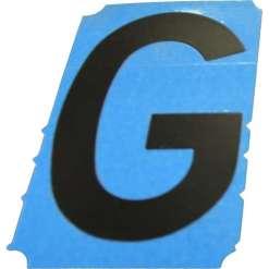 Tarrakirjain G korkeus 75 mm
