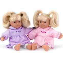 Katie nukke 20 cm Dolls World ERI värejä