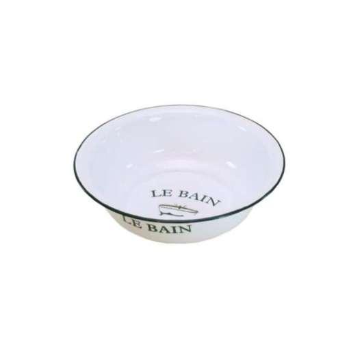 Emalinen vati 35 cm Le Bain