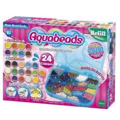 Aquabeads täyttöpakkaus