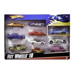 Hot Wheels auto, 10 kpl