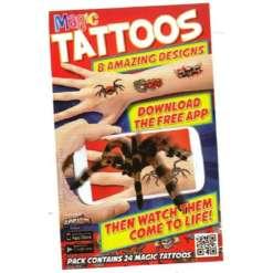 Tatuointi Magic hämähäkki