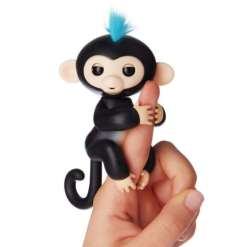 Fingerlings apina Finn musta