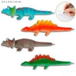 Kuulakärkikynä, dinosaurus