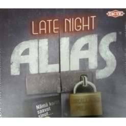 Alias Late Night - lautapeli