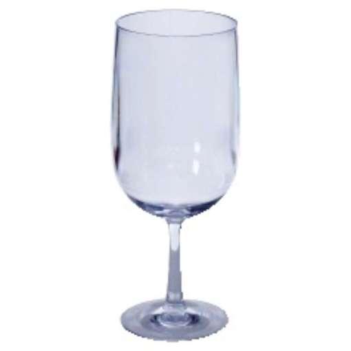 Muovi viinilasi 30 cl, kirkas