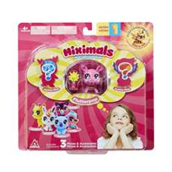 Miximals 3 hahmoa Flutterpop