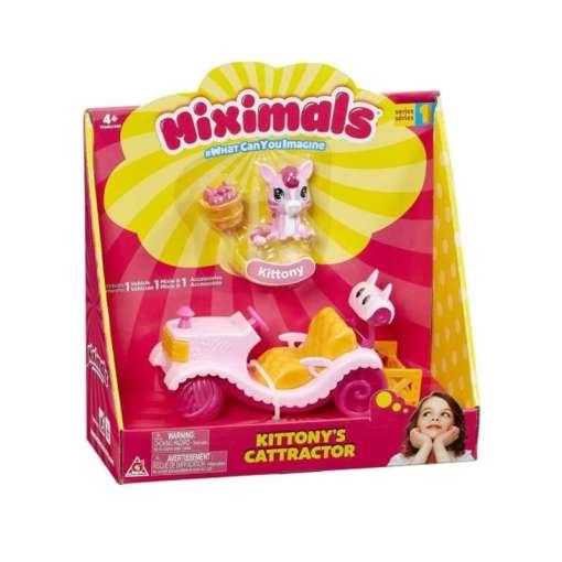Miximals Kittony Cattractor