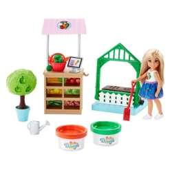 Barbie Chelsea ja puutarha