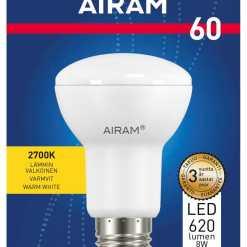 Led lamppu kohde E27 8w 620 Lumen