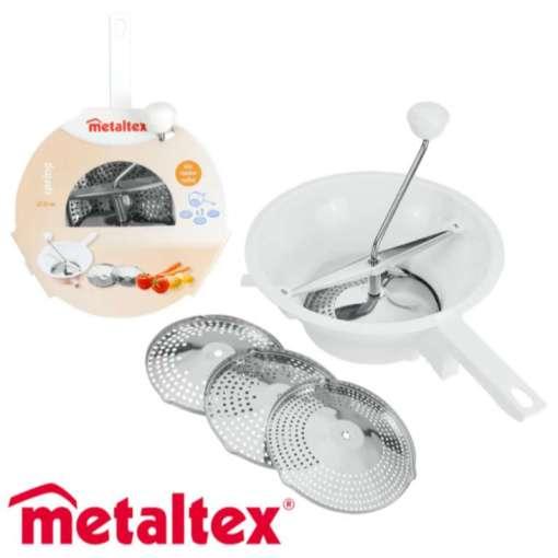 Sosemylly, Metaltex