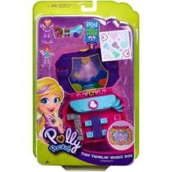Polly Pocket Tiny Twirlin' Music Box leikkisetti