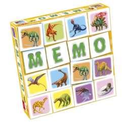 Memo Dinosaurus - lautapeli, Tactic