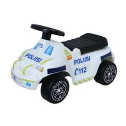Plasto potkuauto poliisi