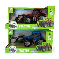 Traktori 23 cm, kauha tai aura, erilaisia